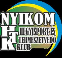 Nyikom Hegyisport- és Természetvédő Klub Logo