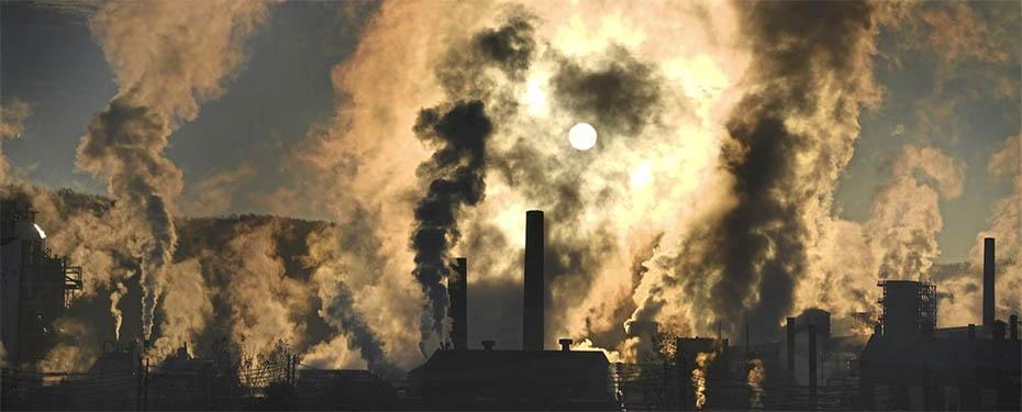 Levegő szennyezés