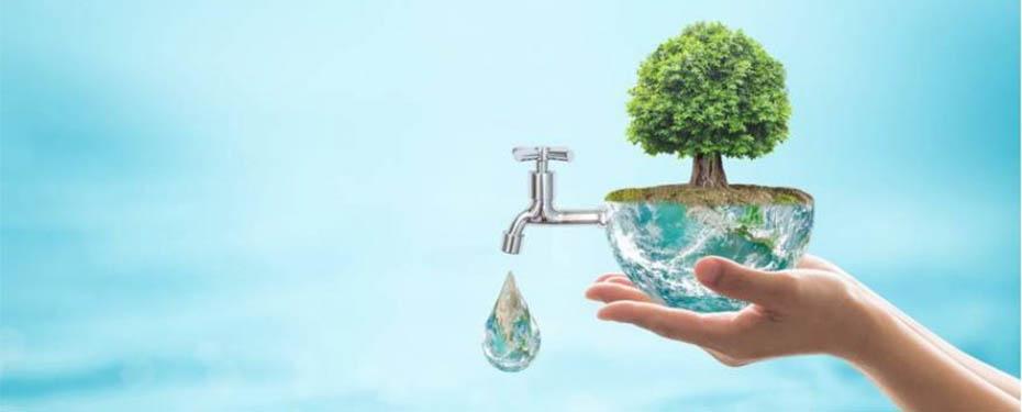 Víz takarékosság